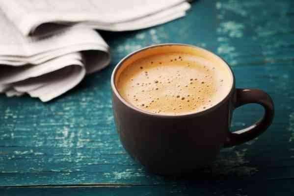 القهوة..