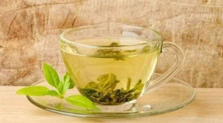 فوائد شرب الشاى الاخضر