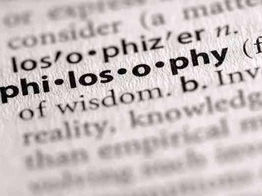 أهم مصطلحات الفلسفة