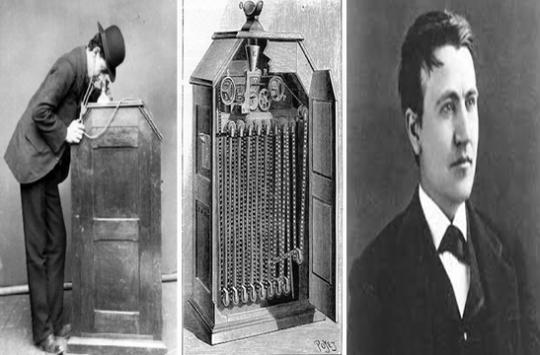 اختراعات توماس إديسون