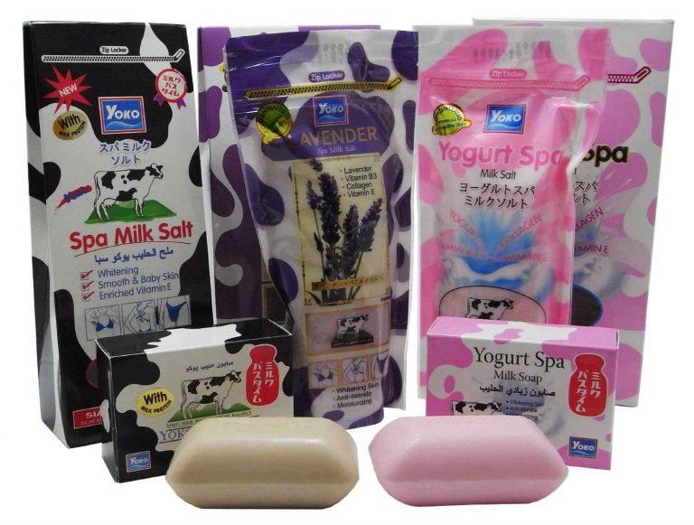 استخدامات ملح الحليب