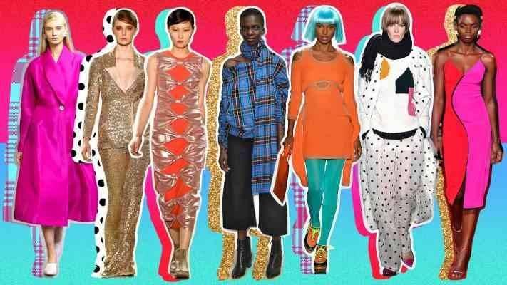 الفاشون - مصطلحات الفاشون والأزياء
