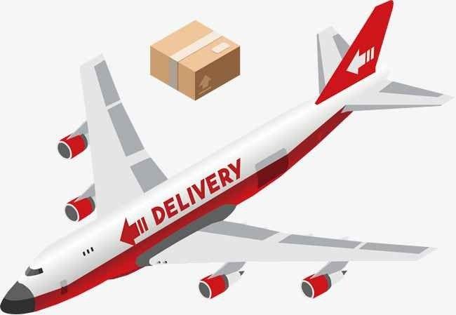 مصطلحات الشحن الجوي