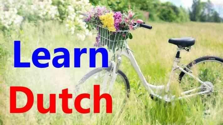 تعلم اللغة الهولندية - طريقة تعلم اللغة الهولندية