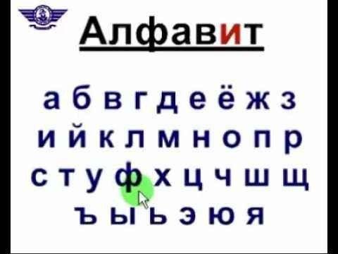 حروف اللغة الاوكرانية