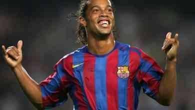 صورة لاعب كرة القدم البرازيلي رونالدينيو .. تعرف على تفاصيل حياة رونالدينيو و معلومات مثيرة عنه