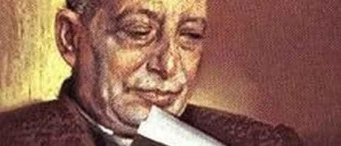 سيرة ذاتية عن إبراهيم قادر المازني