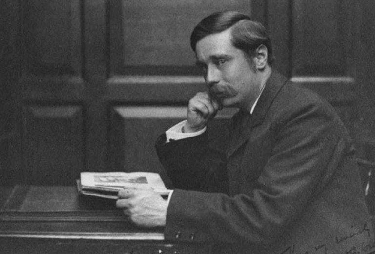سيرة ذاتية عن الأديب البريطانى جورج ويلز