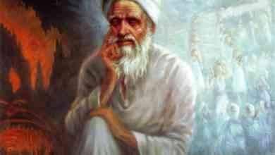 صورة سيرة ذاتية عن الشاعر أبو العلاء المعرى … شاعر الفلاسفة وفيلسوف الشعراء