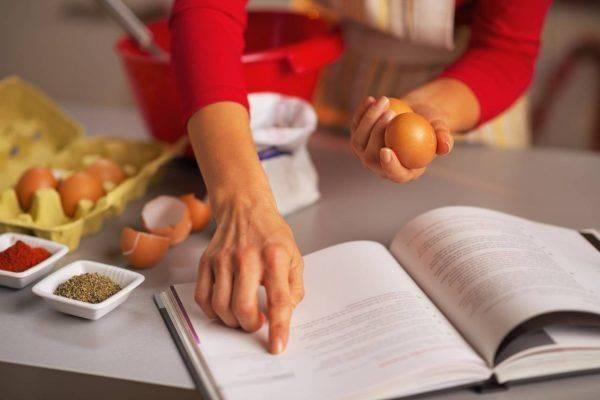 قراءة الوصفات - أساليب تعلم فن الطبخ