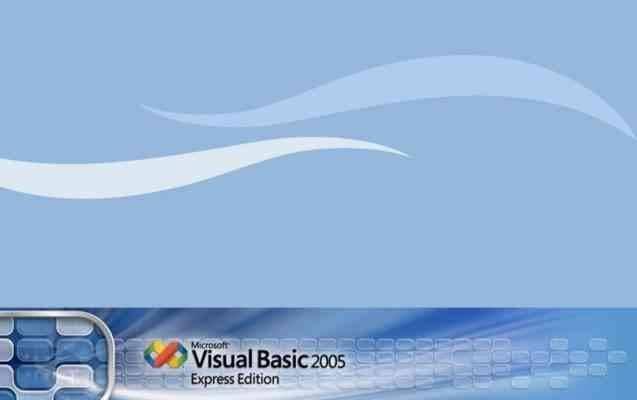 ما هي لغة الفيجوال بيسك - معلومات عن لغة الفيجوال بيسك