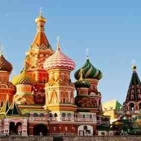 موسكو عاصمة روسيا