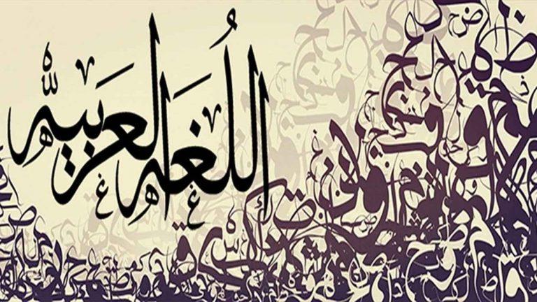 مصطلحات اللغة العربية