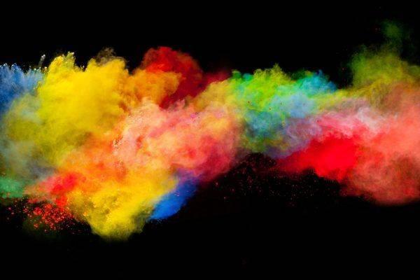معلومات عن الألوان