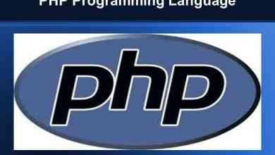 Photo of معلومات عن لغة البرمجة php واستخداماتها.. تعرف على كل ما يخص لغة البرمجة php