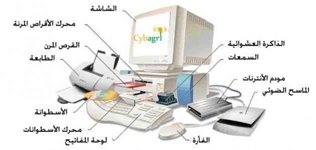 مصطلحات الحاسب الآلي ..