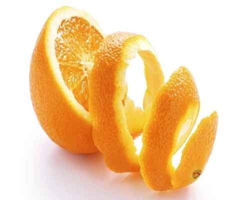 استخدامات قشر البرتقال