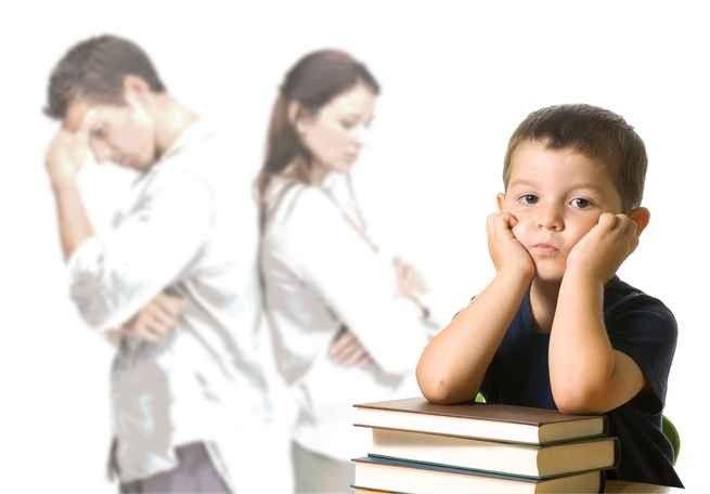 كيف اربي أولادي بعد الطلاق