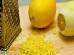 فوائد قشر الليمون للفم