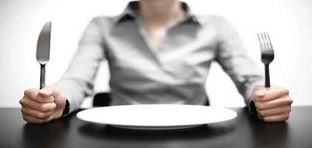 الإلتزام بنظام غذائى صحى .. وسيلة فعالة للتخلص من الجوع ..
