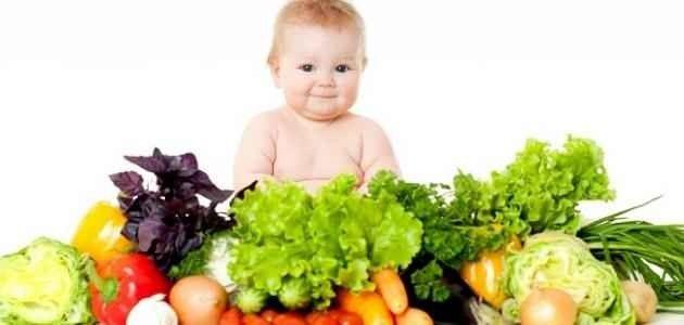أعراض نقص الحديد عند الرضع