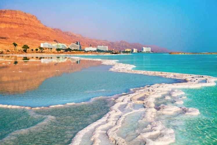 حقائق عن البحر الميت