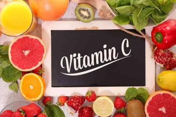 فوائد فيتامين سي c