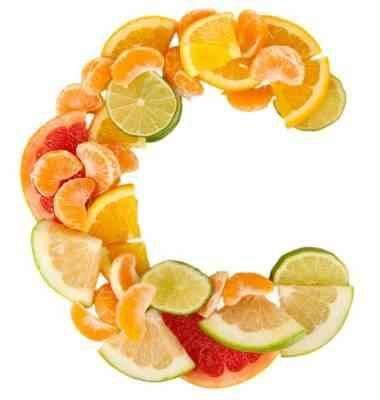 اعراض نقص فيتامين سي ..