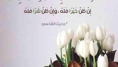 Photo of أقوال مأثورة عن حسن الظن بالله .. أجمل العبارات عن حسن الظن بالله ..