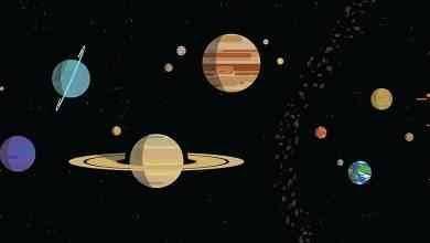 Photo of كيف يتكون الكون .. تعرف على مكونات الكون ..