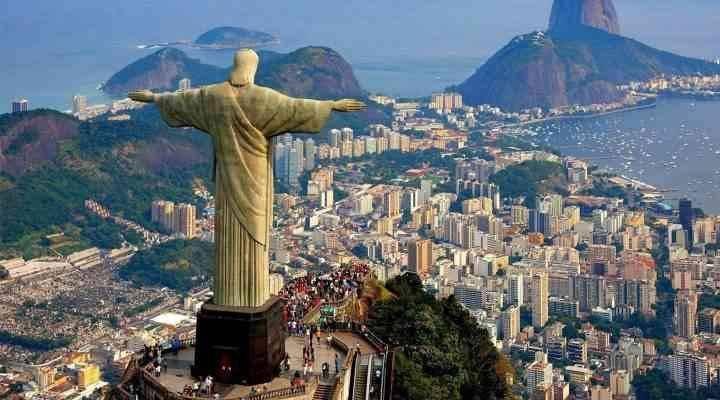 تمثال المسيح المخلص بريو دي جانيرو