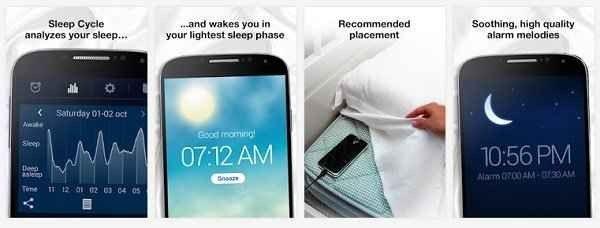 تطبيق SleepCycle - تطبيقات تساعدك في الدراسة