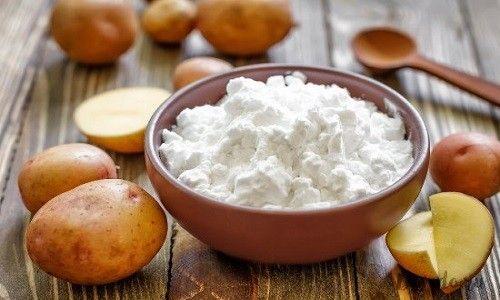 استخدامات نشا البطاطس