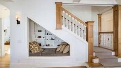Photo of أفكار لبيت الدرج… تعرف على 20 فكرة لإستغلال بيت الدرج