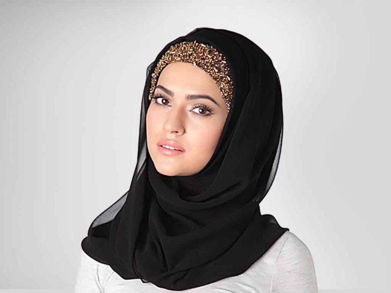ألوان الحجاب المناسبة للبشرة