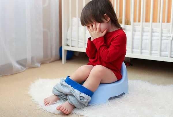 علاج التهاب البول عند الاطفال