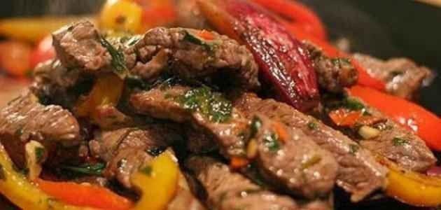 افكار لطبخ اللحم