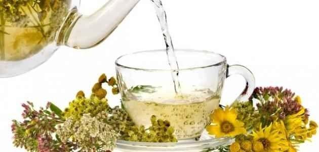 فوائد شرب شاي الأعشاب