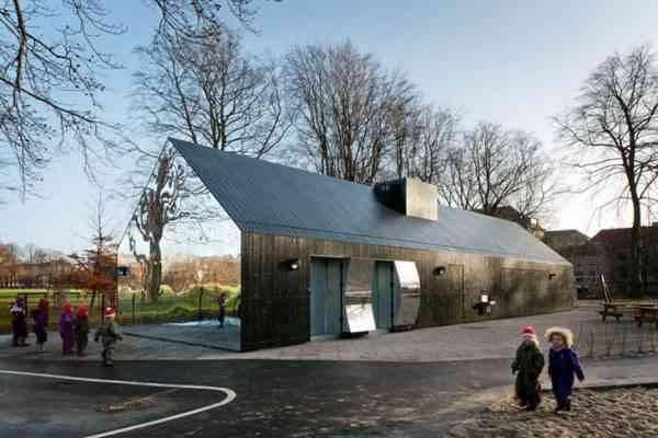 منزل المرايا