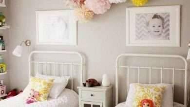 Photo of افكار لغرف الاطفال .. إليك مجموعة من الأفكار لتنفيذها فى غرف أطفالك ..