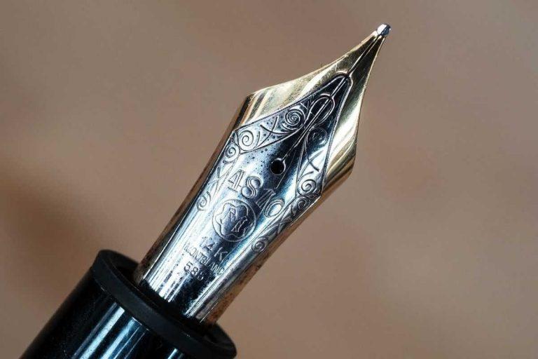 من اخترع القلم
