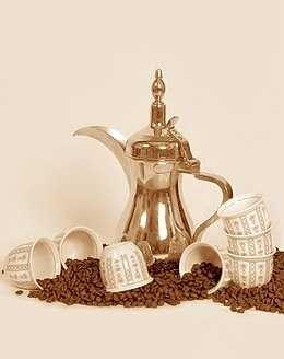 من اخترع القهوة العربية