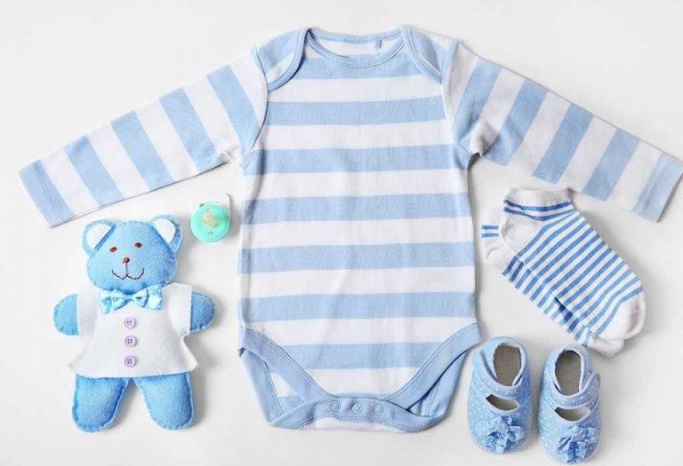 ملابس الطفل