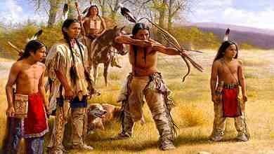 معلومات غريبة عن الهنود الحمر