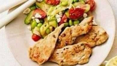 Photo of افكار لعشاء صحي .. تعرف عليها ..