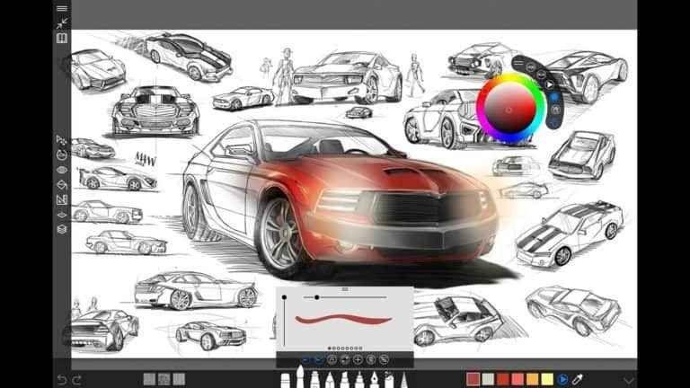 برامج الرسم الكمبيوتر