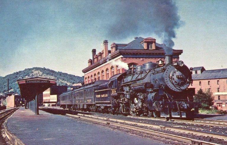 من اخترع القطار