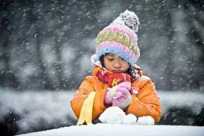 الشتاء فى كوانزو