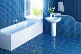 طريقة تنظيف الحمام