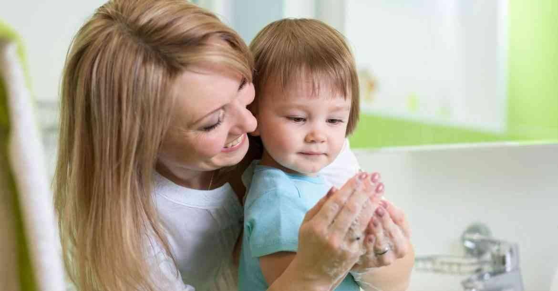 أفكار لأطفال الروضة عن النظافة